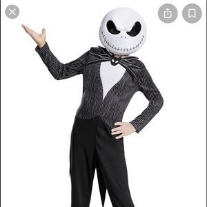 Disney's Jack Skeleton KIDS Costume